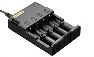 intelligent NiMH battery charger