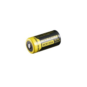 Nitecore 16340 lithium