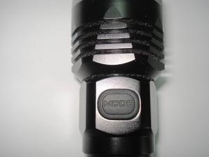 Nitecore P16 LED flashlight