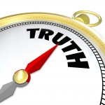 Truth Word Compass Conscience Lead to Honesty Sincerity