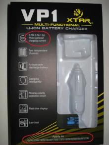 XTAR VP1 charger box