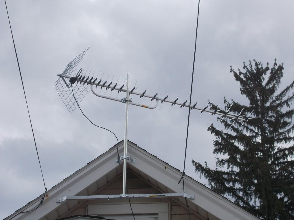 Antenna's Direct 91XG for UHF