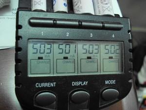 La Crosse BC-700 NiMH charger