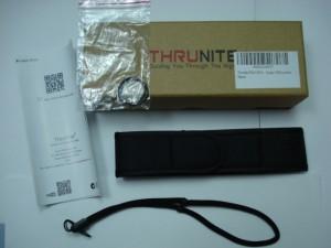 Thrunite TN12 packaging