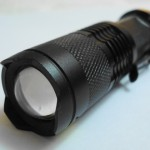 Mini CREE LED Flashlight Review