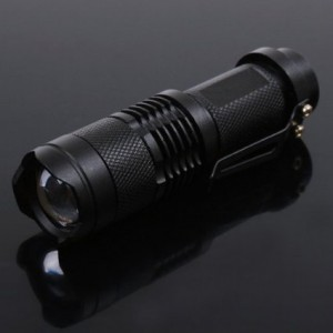 CREE 300 lumen flashlight