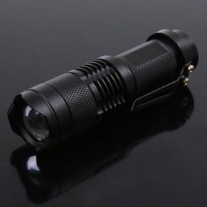 CREE 300 lumen flashlight