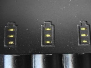 Intellicharger charging indicators