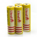 Beware of Fake Ultrafire 18650 Batteries