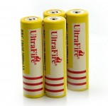 Ultrafire lithium batteries