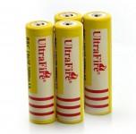 Ultrafire lithium batteries