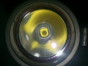 XM L2 LED within an S15 Baton
