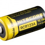 What is an RCR123 Lithium Battery?