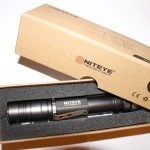 Niteye MSA20 Flashlight Review