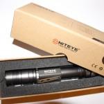 Niteye MSA20 Flashlight Review