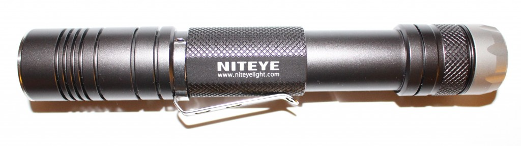 Niteye MSAS20 AA Flashlight