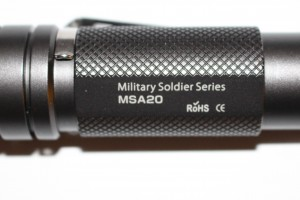 Niteye MSA20 Flashlight
