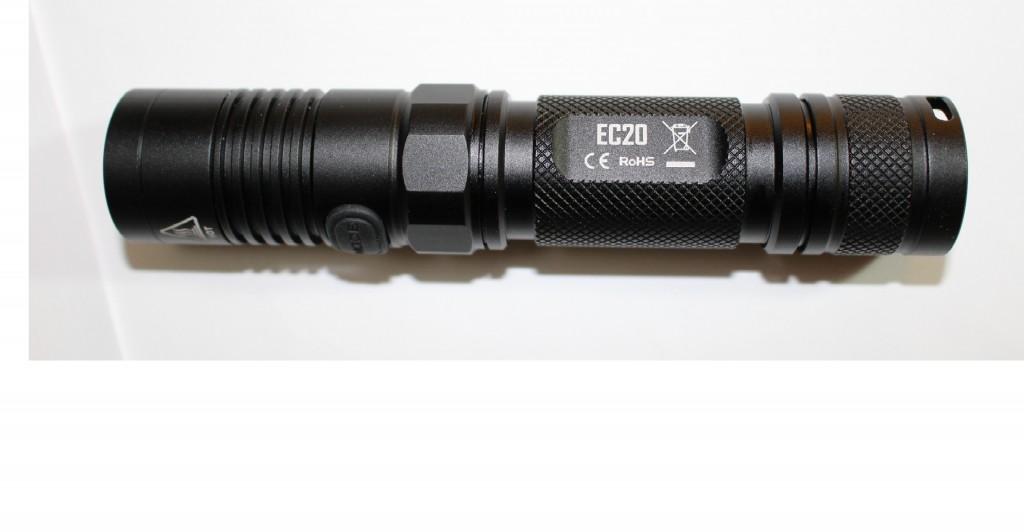 Nitecore EC20 CREE XM-L2