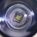The VZ230's CREE XR-E Q5 LED