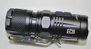 Nitecore EC11 flashlight