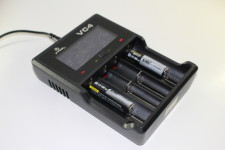 XTAR VC4 Lithium Battery Charger