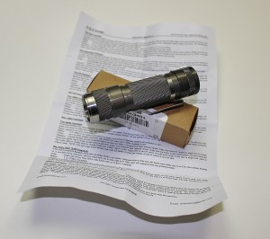 The Tiny III w/box & manual