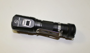 Sunwayman C22C flashlight