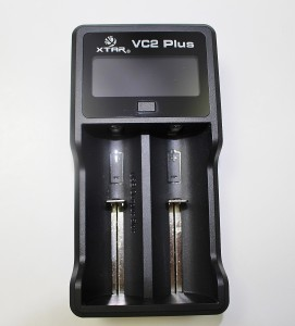 XTAR VC2 PLUS Charger