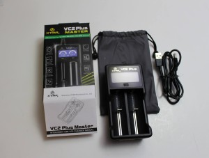 XTAR VC2 Plus package & accessories