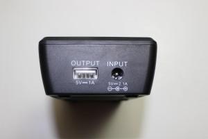 XTAR Vc2 Plus input/ouput