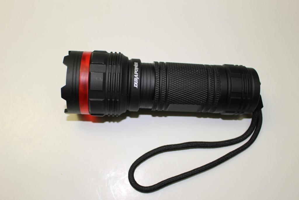 Durapower Heavy Duty Flashlight