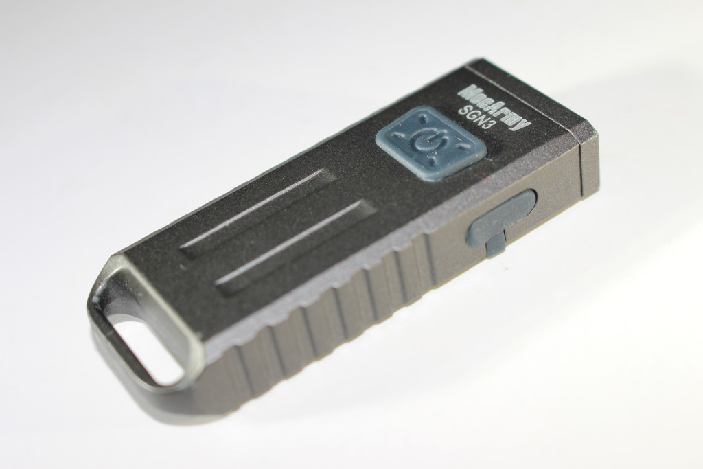 MecArmy SGN3 key chain flashlight
