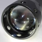Sunwayman T25C convex lens