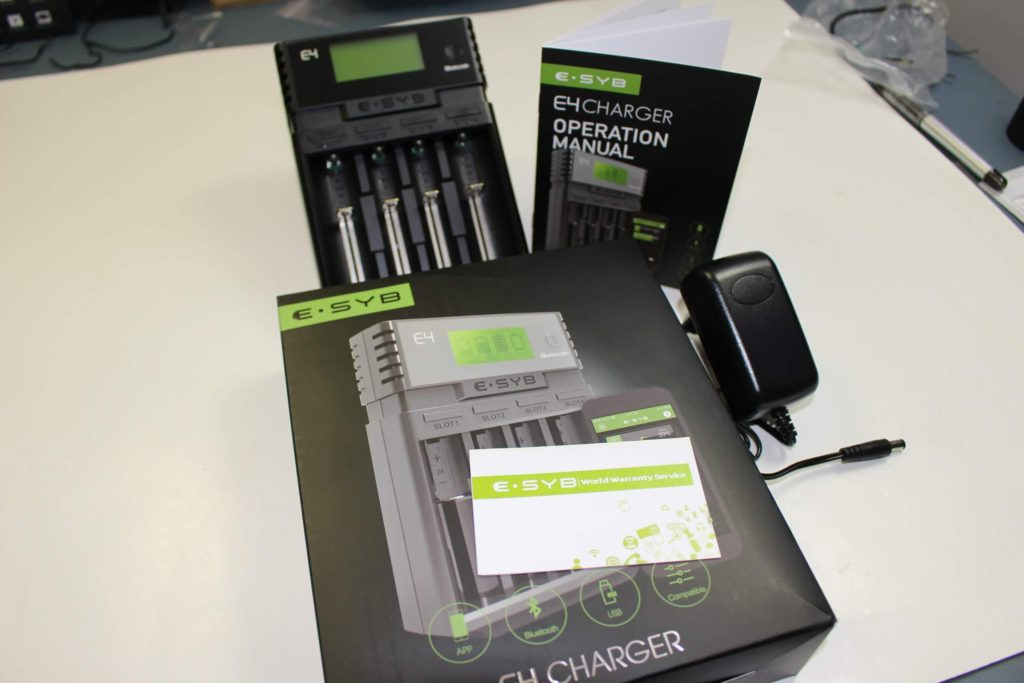 ESYB charger package