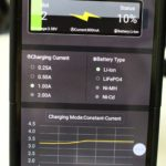 ESYB E4 full page charge view
