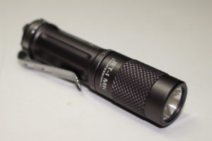 Jet-1 MK flashlight