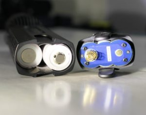Batteries & tailcap