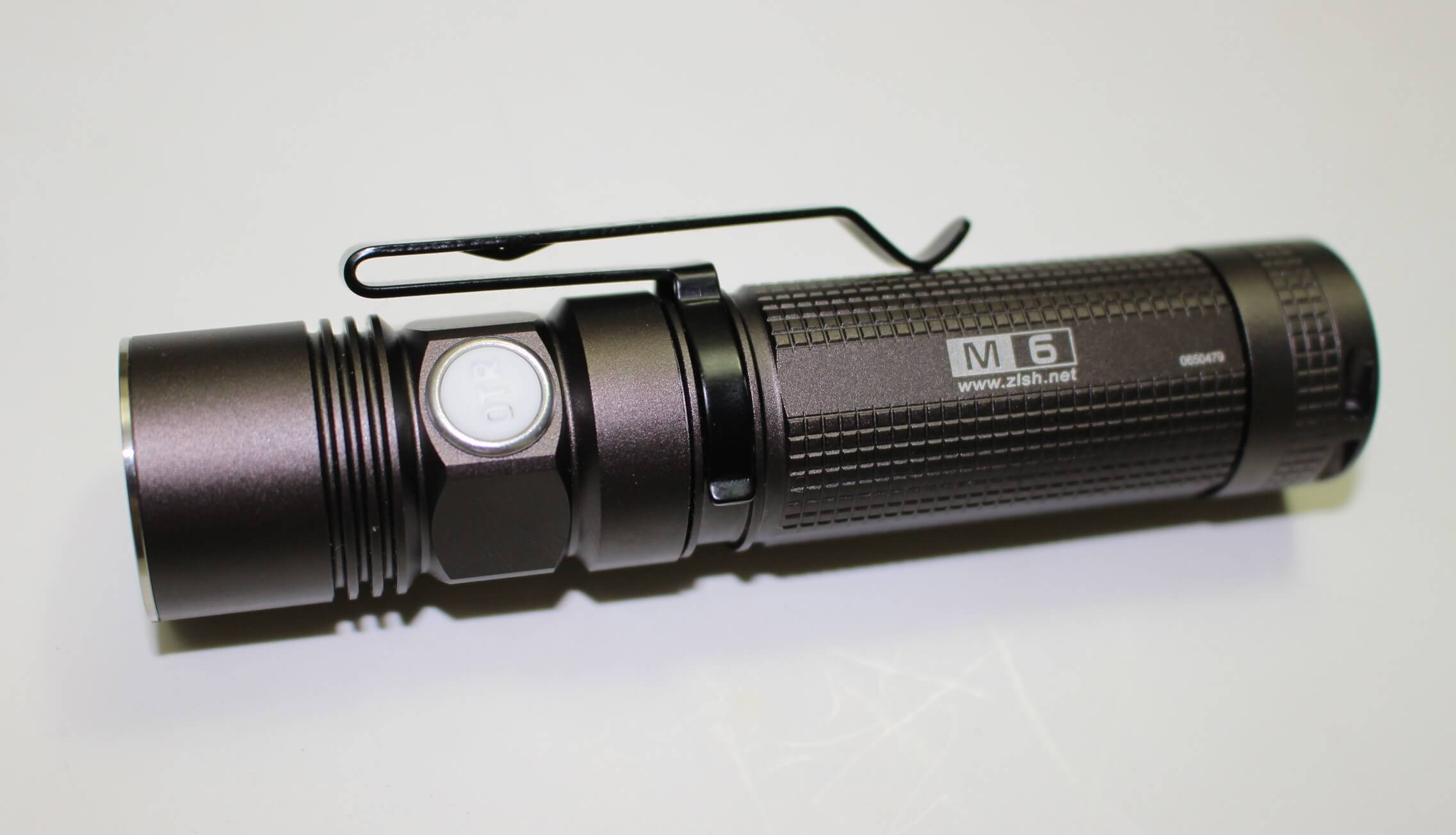 On the Road M6 LED Flashlight Review