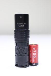 Klarus XT1C w/16340 battery