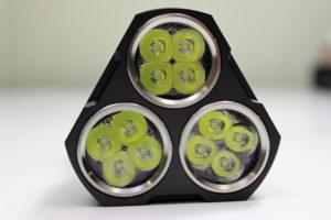 Manker MK34 LED's