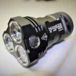 Manker MK34 8000 lumen LED Flashlight