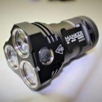 Manker MK34 8000 lumen LED Flashlight