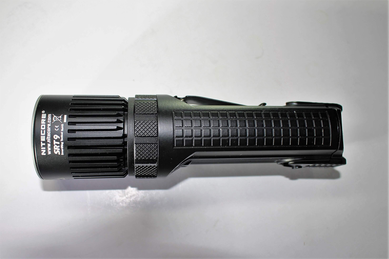 Nitecore Srt9 Smart Ring Tactical Flashlight