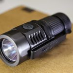 On the Road U16 Rechargeable EDC Flashlight