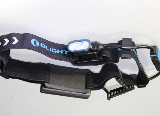 Olight HS2 USB Rechargeable Headlamp Review