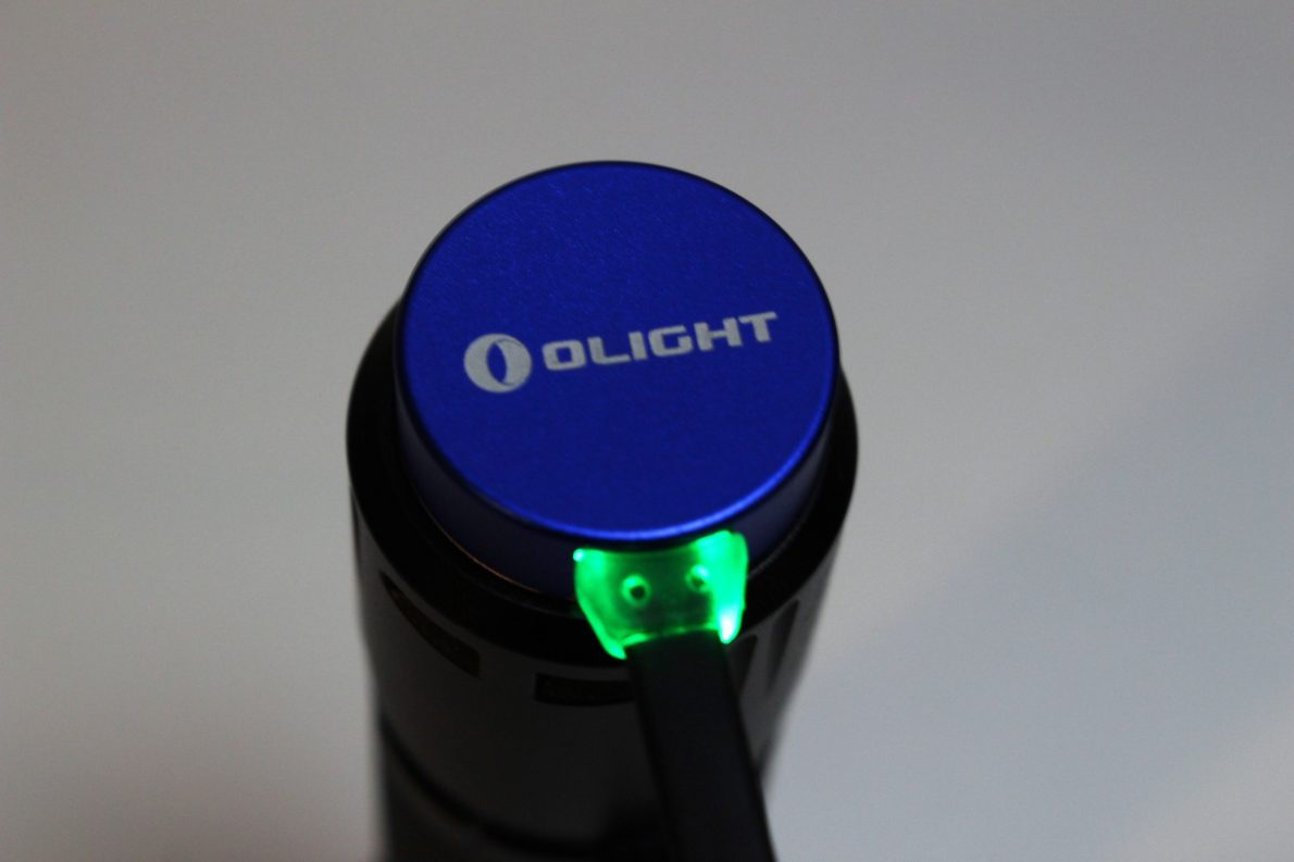 Awesome Olight M2r Warrior Rechargeable Flashlight