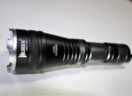 Wuben LT35 Focusing USB Rechargeable Flashlight