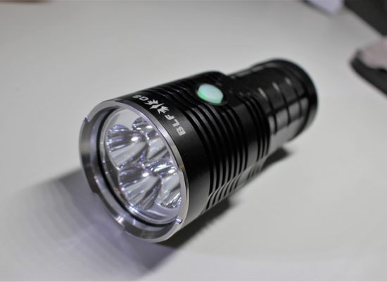 Incredibly Bright BLF Q8 5000 Lumen Flashlight Review