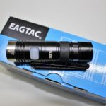 Eagtac DX3B Mini Pro USB Rechargeable Flashlight