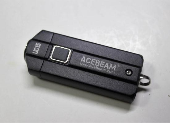 Acebeam UC15 Multi-Beam Keychain Flashlight Review